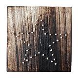 Cosmo Cricket String Art Board, 8 x 8'', Star Design