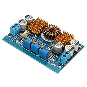Lanfy LTC3780 DC-DC Power Supply Module 12V 24V Constant Voltage Step Up-Down