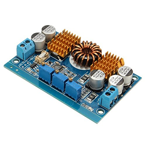 LTC3780 DC-DC Power Supply Module 12V 24V Constant Voltage Step Up-Down - Arduino Compatible SCM & DIY Kits