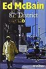 87e district, tome 1 par McBain