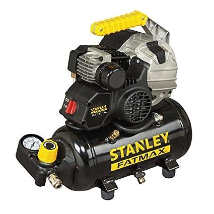 Stanley HY 227/8/6E compressore aria portatile 6 lt