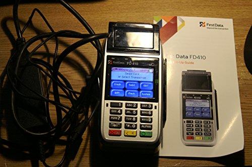 FD-410 GPRS EMV Wireless Credit Card Terminal ()