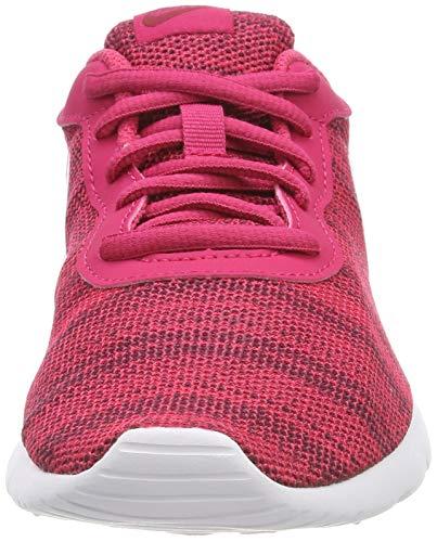 Deporte Rush para White Crush Tanjun Nike de GS 603 Niñas Zapatillas red Pink Rosa nZIxwRWp