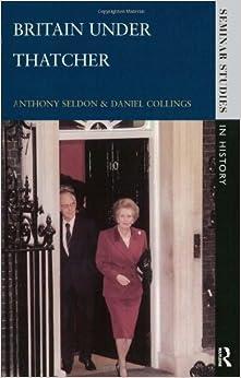 Book Britain under Thatcher