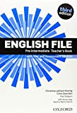 English File third edition: Pre-intermediate: Teacher's Book with Test and Assessment CD-ROM