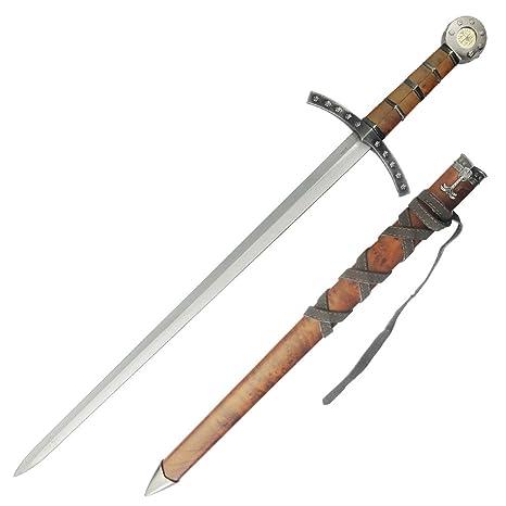 Knights Of Templar Short Sword Crusader