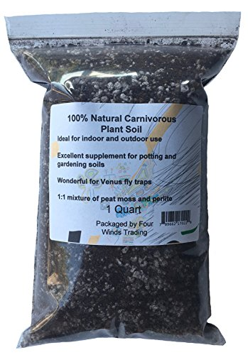 100% Natural Carnivorous Plant Soil (1 Quart)