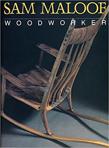 Sam Maloof, Woodworker: Sam Maloof, Jonathan Fairbanks: 9781568365091: Amazon.com: Books