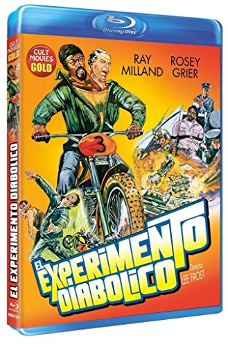 Experimento Diabólico (The Thing with Two Heads) 1972 [Non-usa Format: Pal -Import- Spain ]