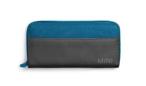 29d511e568 Mini Original Colour Block Portafoglio Islanda/Nero Collezione 2018/2020