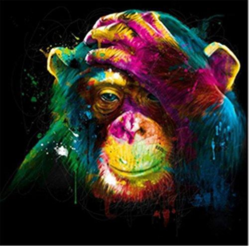 Orangutan Framed - 8