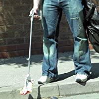 Homecraft Litter Picker - 75 cm/30 inch (Eligible for VAT relief in the UK), Reacher, Grabber, Nabber, Picking up Rubbish, Elderly, Handicapped, Disabled, After Hip or Knee Replacement, Fruit Picker