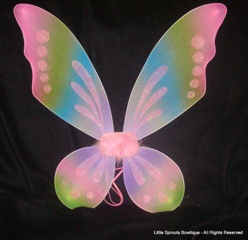 Fairy Wings - Pixie Wings - Tinkerbell Wings - Pastel