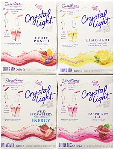 Crystal Light Sugar - 6