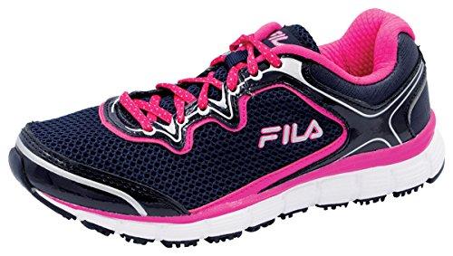 Navy Training Start White Memory Shoe Glo Pink Fila Fila SR Fresh Women's g8wCBXBqxf
