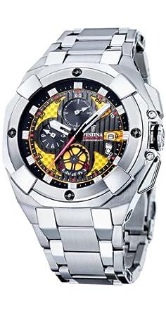 0857c635673 Festina - F16351 4 - Montre Homme - Quartz - Chronographe - Chronomètre -  Bracelet