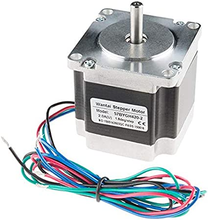 Amazon.es: Sparkfun Stepper Motor - 125 oz.in (200 steps/rev ...