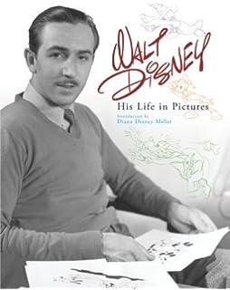 walt disney биография