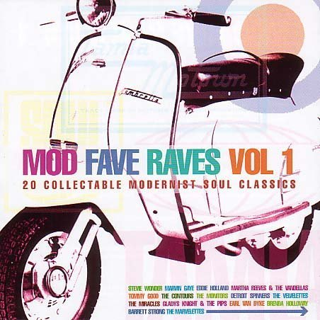 Motown Mod Fave Raves 1