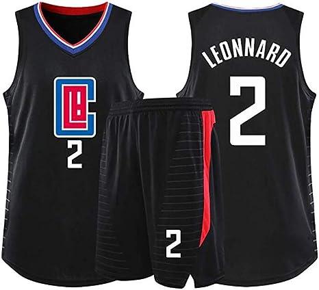 KE Huai Leonard # 2 Los Angeles Clippers - Equipación de ...
