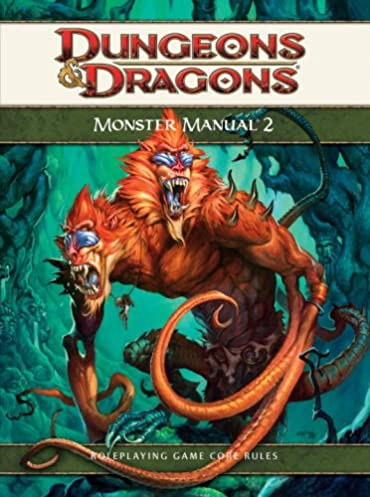 monster manual 2 a 4th edition d d core rulebook d d supplement rh amazon com monster manual 2 4e pdf monster manual 2 excerpt gem dragons