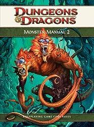 Monster Manual 2: A 4th Edition D&D Core Rulebook (D&D Supplement)