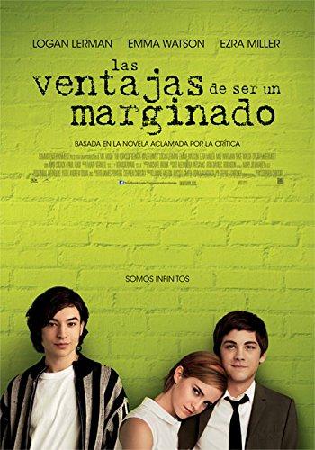Las Ventajas De Ser Un Marginado (Bd) [Blu-ray]