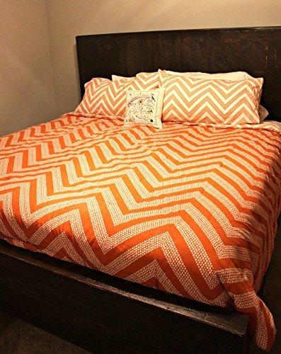 Vintage Plank Bed - King