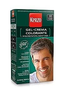 Kerzo Tinte Capilar Color Castaño Oscuro: Amazon.es: Belleza