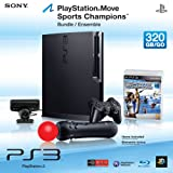 PlayStation 3 - 320 GB System/PlayStation Move Bundle