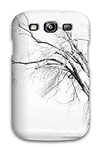 Defender Case For Galaxy S3, Sad Tree Pattern