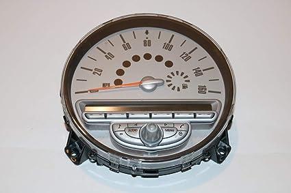 Amazon com: 07-10 Mini Cooper Instrument Cluster Speedometer