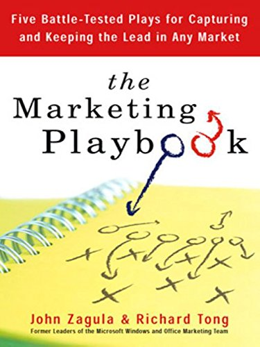 70 best marketing books of all time bookauthority book cover of john zagula the marketing playbook five battle tested plays for malvernweather Images