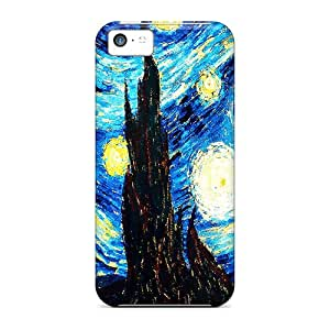 Iphone 5c Cases Bumper Covers For The Starry Night Accessories