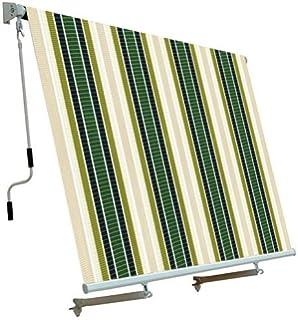 Tenda Da Sole Per Balcone Con Sistema A Caduta Colore Ecru