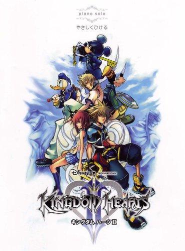 Kingdom Hearts II Piano Solo Sheet Music (Piano Kingdom Hearts Music)