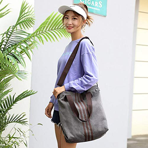 Casual Tote Hobo Travel Bag Crossbody Sumerk Tote Bag Blue Bag Shoulder Work Canvas Bag handbag Bag UqwHPqz