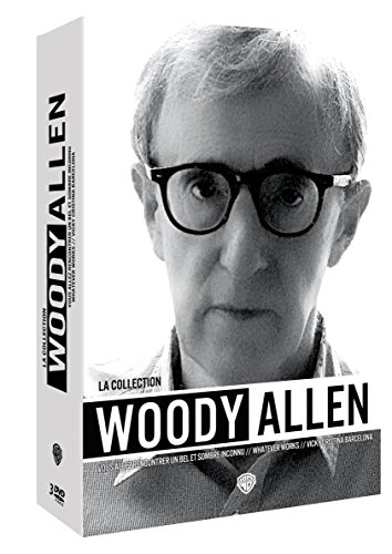 Woody Allen Collection - 3-DVD Box Set ( You Will Meet a Tall Dark Stranger / Whatever Works / Vicky Cristina Barcelona ) [ NON-USA FORMAT, PAL, Reg.2 Import - France ]