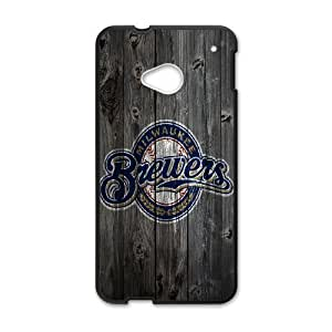 Custom Case Milwaukee Brewers for HTC One M7 V4L3517666