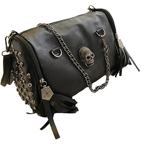Win8Fong Women's Skull...