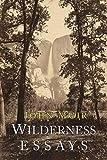 #9: Wilderness Essays