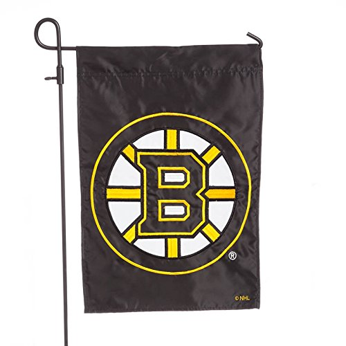 NHL Boston Bruins 12.5'' x 18'' Two-Sided Garden Flag