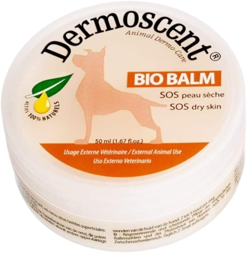 Aventix Dermoscent BIO Balm Skin Repairing Care for Dogs, (1.67 oz) jar