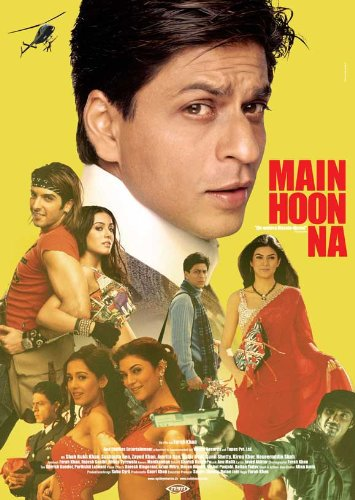 Image result for main hoon na poster