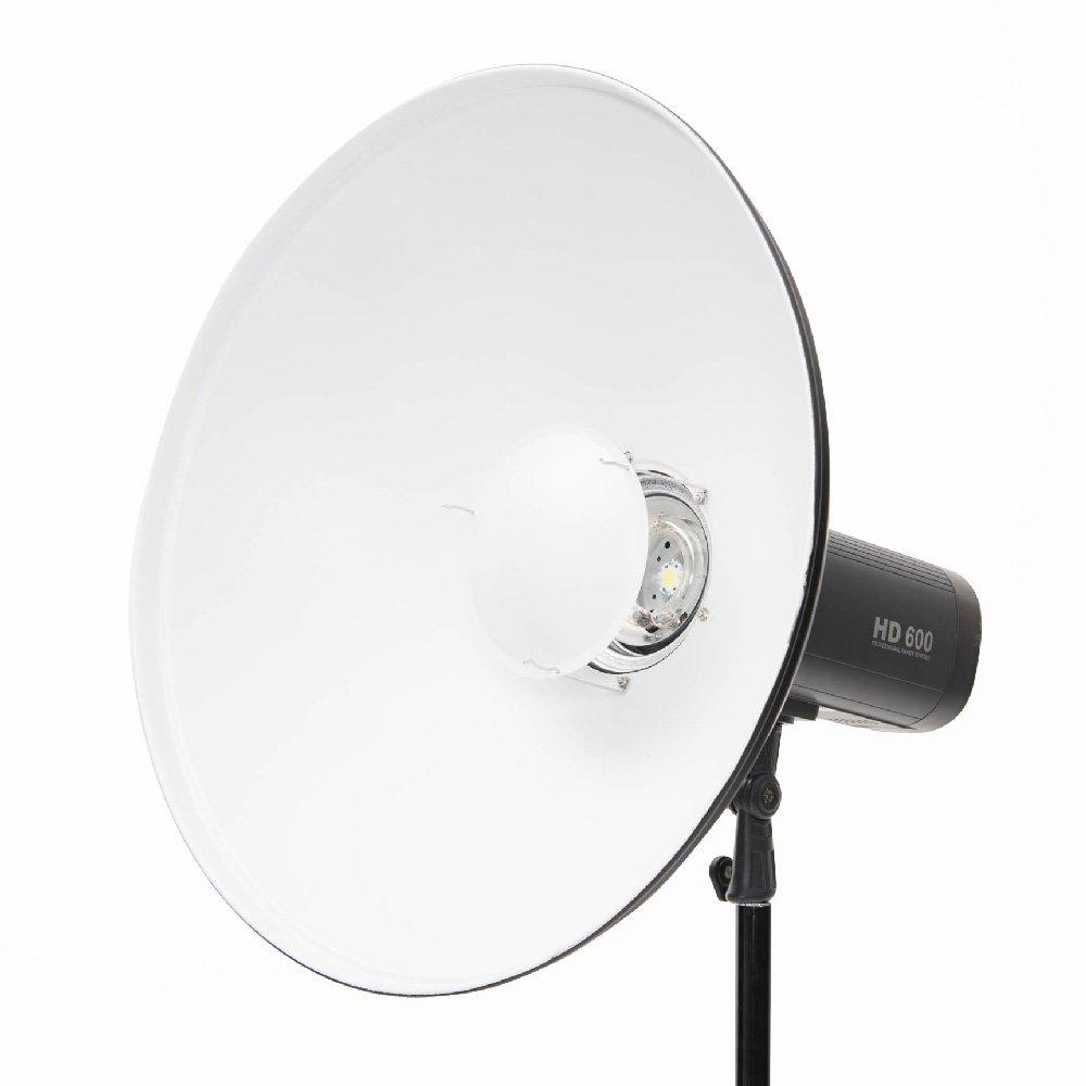 50cm オパビューティーディシュ(白)[ボーエンズS / ジンベイ] [ボーエンズS / ジンベイ]マウント  B00MFIBGF8