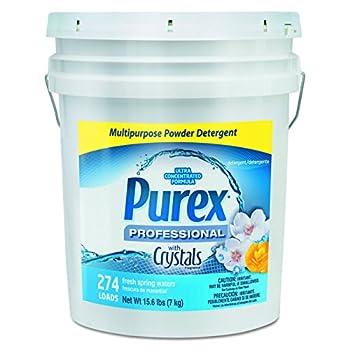 Dial 1729436 Dry Detergent, Original Fresh Scent, Powder, 15.6 Lb. Capacity, Pail 0