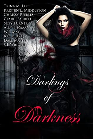 book cover of Darlings of Darkness