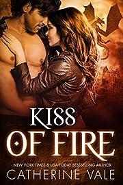 Kiss Of Fire (BBW Dragon Shifter Paranormal Romance): Dragon Shifter Romance