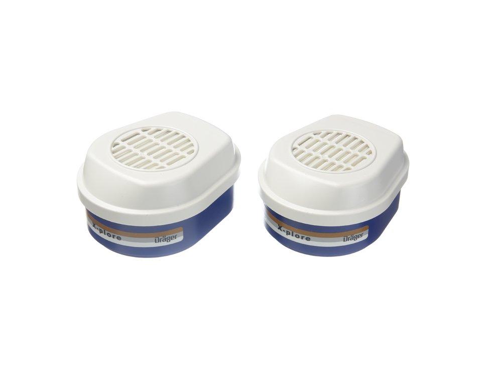 Drä ger baï onnette Combinaison filtre (en 14387) A2B2 P3 R D Dräger Safety AG & Co. KGaA A2B2 P3 R D