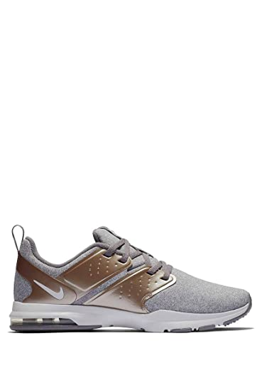low priced 2f259 c13cb Nike WMNS Air Bella TR PRM Chaussures de Running Compétition Femme,  Multicolore (Gunsmoke
